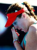 Теннис. Открытый чемпионат Австралии - 2012. Четвертый день