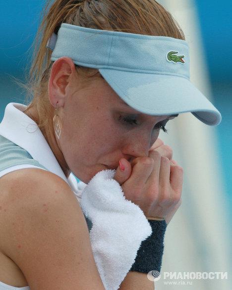 Теннис. Открытый чемпионат Австралии - 2012. Второй день
