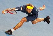 Теннис. Открытый чемпионат Австралии - 2012. Первый день