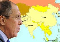 Лавров и Тихоокеанский регион