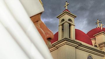 Патриарх Кирилл и греческая церковь
