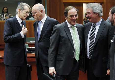 Встреча глав ЕС в Брюсселе 23 января 2012г.