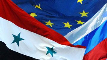Россия, Сирия, ЕС