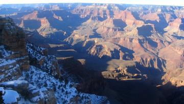 Великий каньон в США
