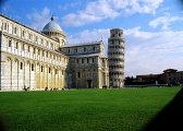 Пизанская башня и соборный комплекс