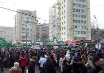 Акции на Болотной площади и Поклонной горе глазами пользователей