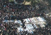Жертвы взрыва в Хомсе