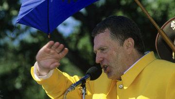 Владимир Вольфович Жириновский, лидер ЛДПР