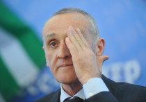 Президент Республики Абхазия Александр Анкваб.