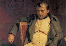 Наполеон Бонапарт после отречения во дворце Фонтенбло, Поль Деларош