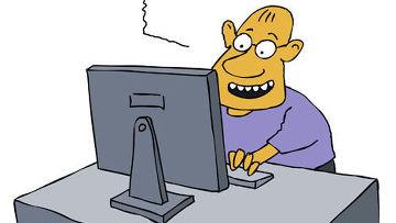 хакер компьютер