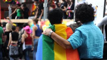 Проявления чувств у гомосексуалистов
