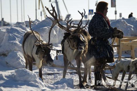 Города России. Ханты-Мансийск