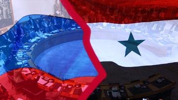 Россия, ООН и Сирия