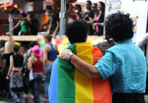 Гей-парад в Тулузе