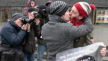 Гомосексуализм в россии сегодня