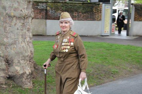 Жители Лондона почтили память героев Второй мировой войны
