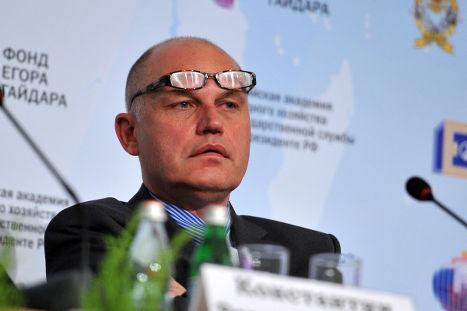 Директор Всемирного банка по России Михал Рутковски