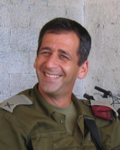 Глава Управления разведки Армии обороны Израиля Авив Кохави