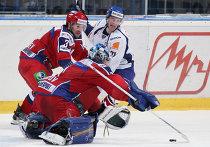 Хоккей. Европейский хоккейный вызов. Матч Россия - Словакия