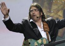 Рамбо Амадеус на конкурсе «Евровидение»