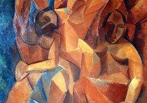 "Картина ""Три женщины"""