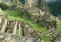 Мачу-Пикчу — город древней Америки, находящийся на территории современного Перу