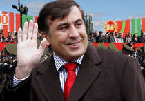 Саакашвили зовут в президенты... Молдавии