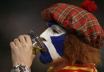 Шотландский болельщик