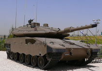 Танк Меркава Mk.4