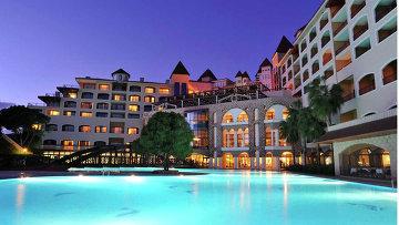Sirene Belek Hotel в Турции
