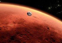 Curiosity в атмосферу Марса