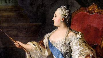 Королева екатерина секс