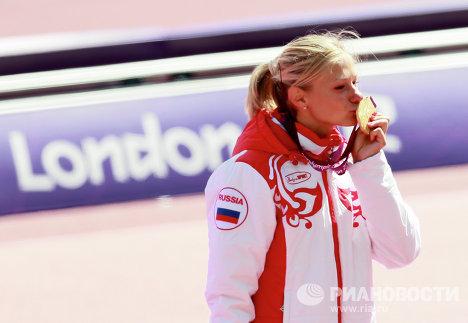 Паралимпиада - 2012. Легкая атлетика. Прыжки в длину