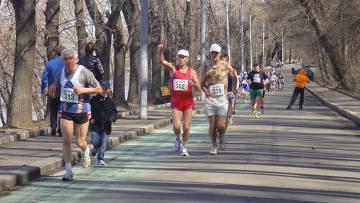 Городской марафон