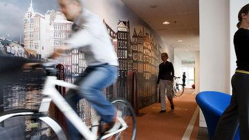 Офис Google в Голландии