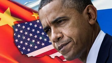 Политика Обамы в отношении Китая и России