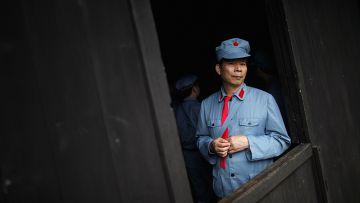 Учащийся элитной школы коммунистов, Китай