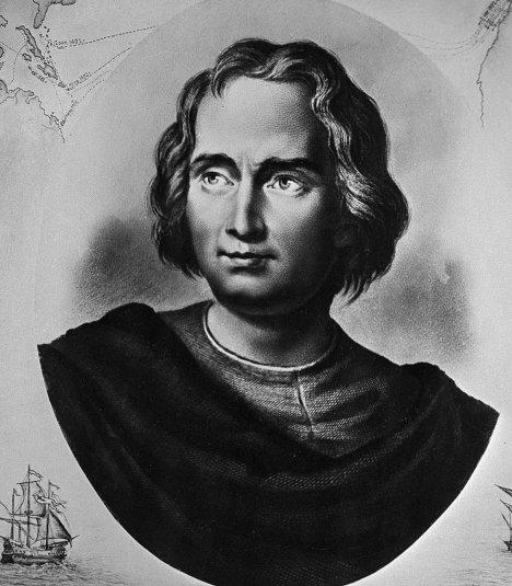 Мореплаватель Христофор Колумб