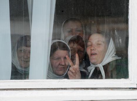 женские колонии россии