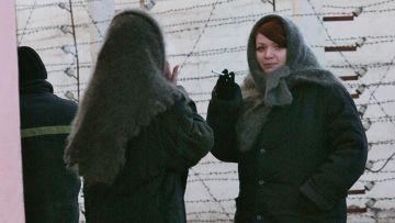 женские колонии россии знакомства
