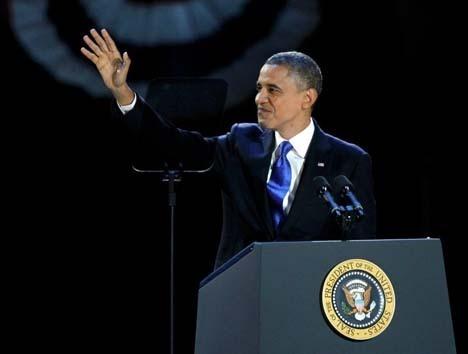 obama victory speech essay