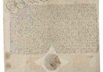 Письмо Петра I, адресованное балканским народам и Восточной Европе и призывающее восстать против Османской империи (8-12 тысяч фунтов).