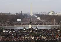 Более двух миллионов человек приехали в Вашингтон на инаугурацию Обамы