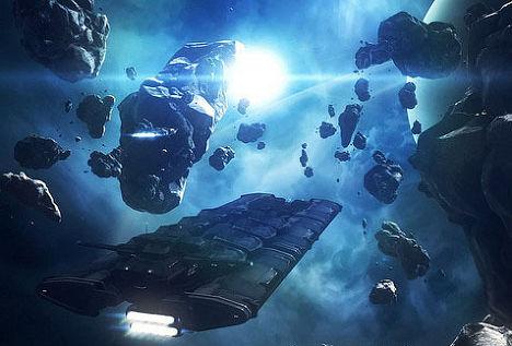 Онлайн-игра EVE Online