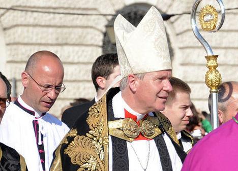 Кристоф Шёнборн, австрийский кардинал