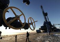 Газовая буровая установка «Екатерина» на Бованенковском месторождении
