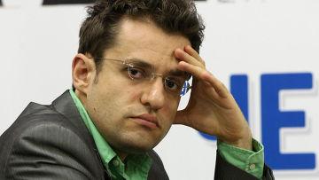 Левон Аронян, армянский шахматист