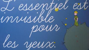 Иллюстрация к книге «Маленький принц» Антуана де Сент-Экзюпери