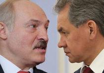 Александр Лукашенко и Сергей Шойгу